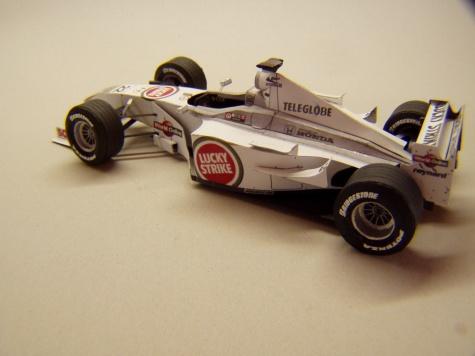 BAR 002, 2000, J. Villeneuve