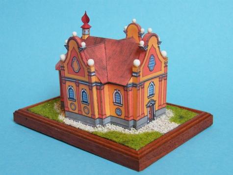 Baroková kaplnka
