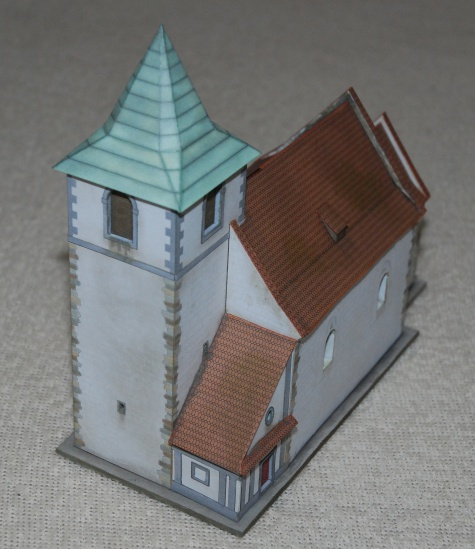 kostel Řesanice