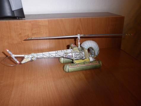 Bell 47 G/H SIOUX