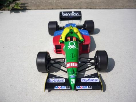 Benetton B 188 - Thierry Boutsen - Kanada 88