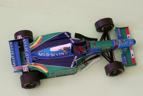 Benetton B 194 GP Monaco 1994