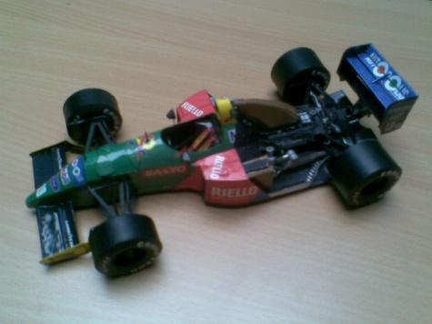 Benetton Ford B190