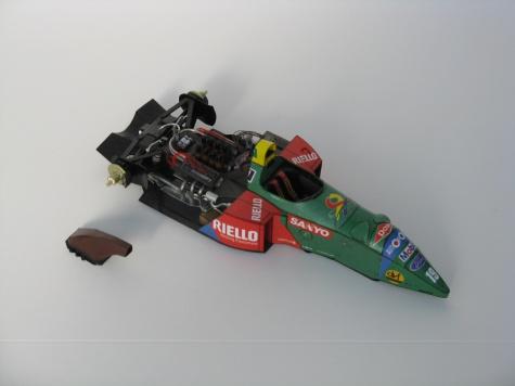Benetton Ford B190 - 1990