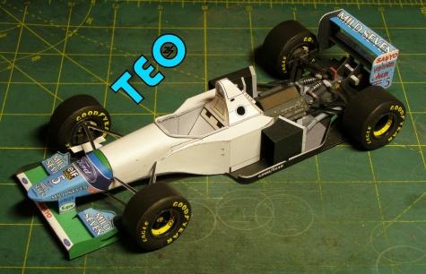 Benetton B194
