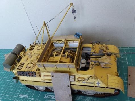 Bergepanther SdKfz 179
