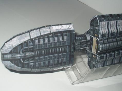 Berzerk Battlestar