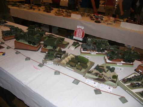 Beskyd model kit show 2009