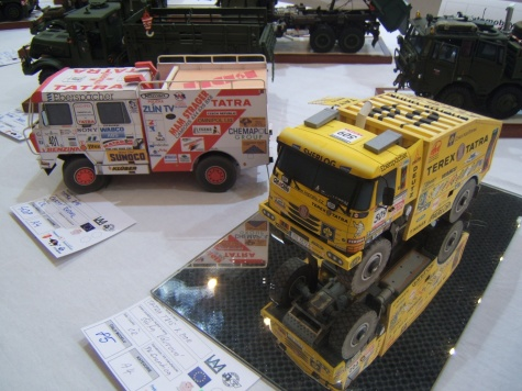 Beskyd Model Kit Show Kopřivnice 2008