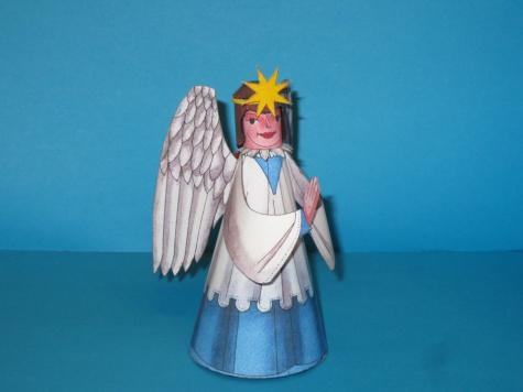 Betlehem a anjel