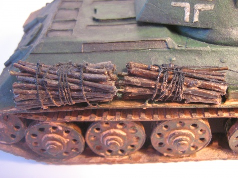 Beute T-34