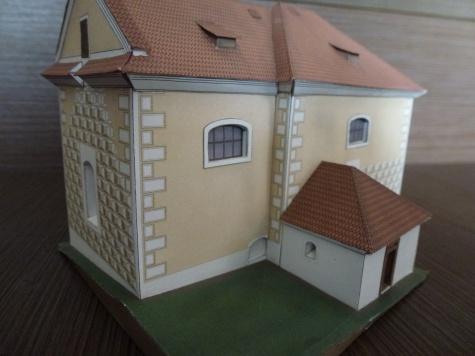Bezděkov - kostel sv. Ondřeje