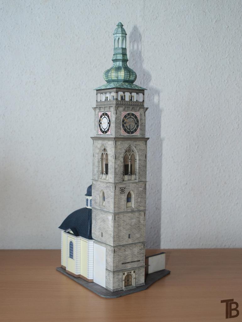 Bílá věž a kaple sv. Klimenta - Hradec Králové