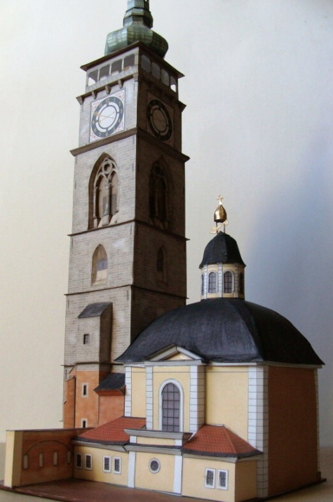 Bílá věž Hradec Králové