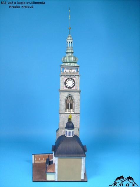 Bílá vež v Hradci Králové