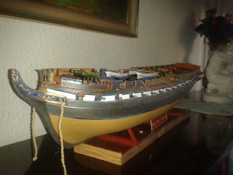 Moje lodě