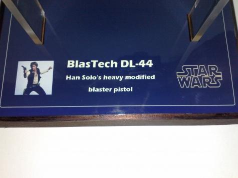 Blaster Hana Sola