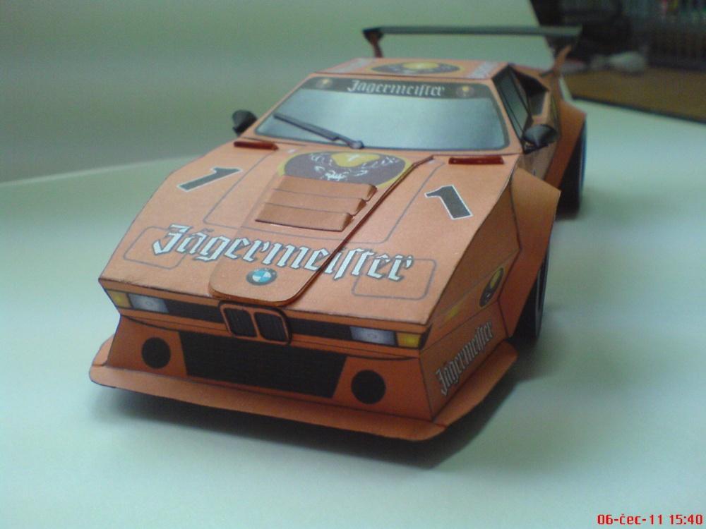 BMW M1-Procar-Recolor