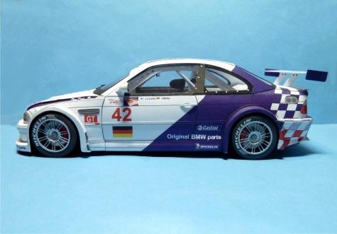 BMW M3 GTR 2001