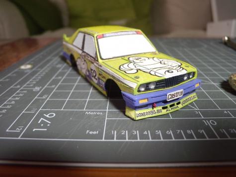 BMW M3 + vlastní úpravy
