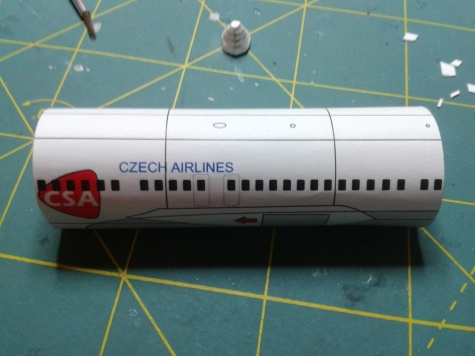 Boeing 737-300 CSA New design