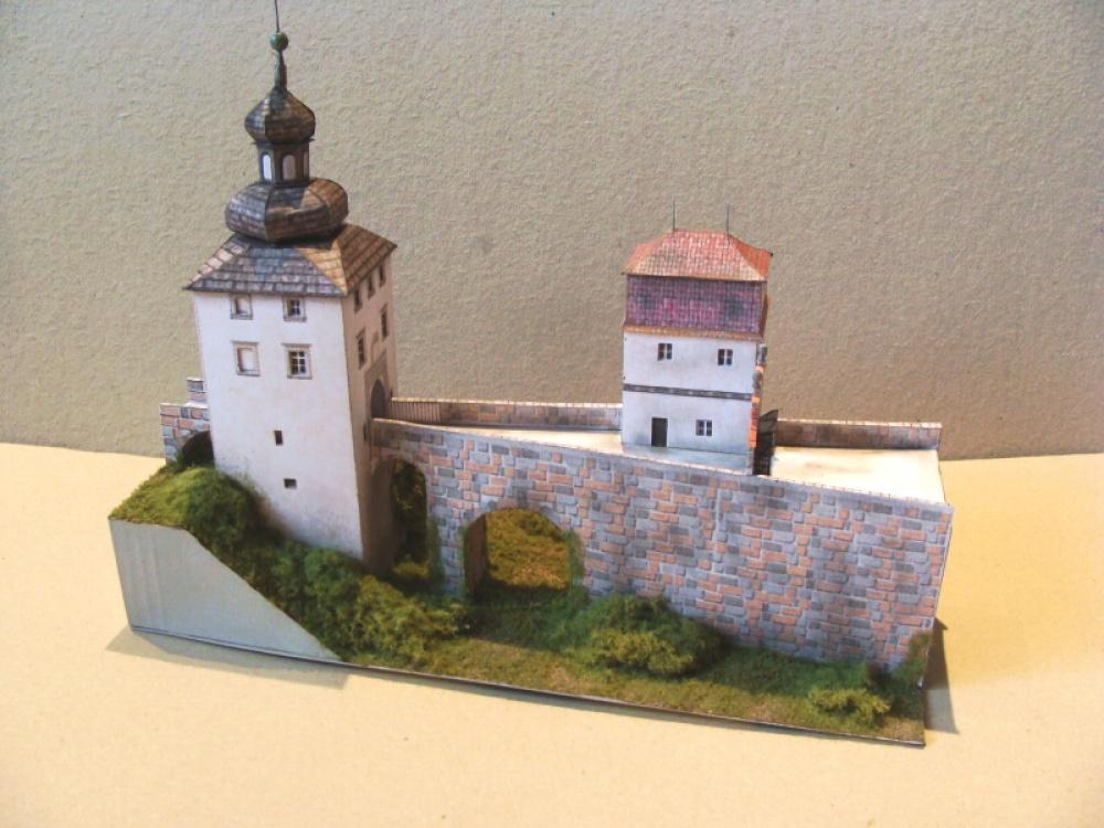 věže Lemberku