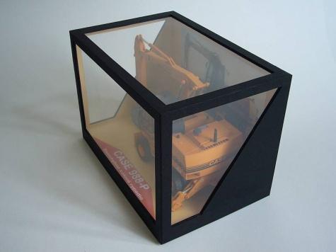 Box na Case 988 P