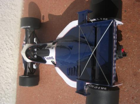 BRABHAM-BMW BT52B ,Ricardo Patrese/ GP JAR 83