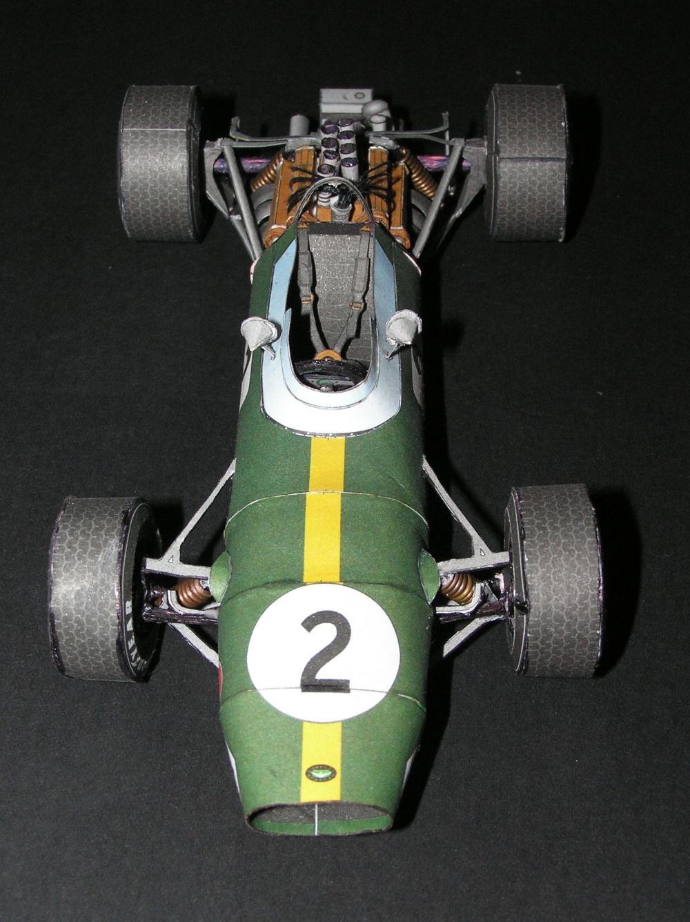 Brabham BT 26 - 1968