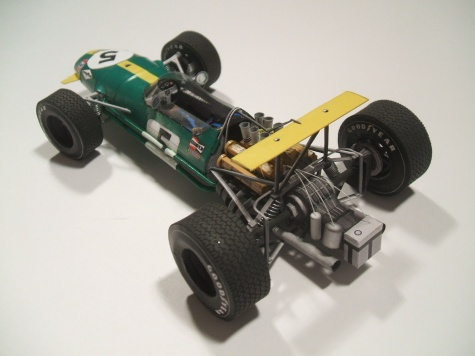 Brabham BT 26 - Nurburgring 1968