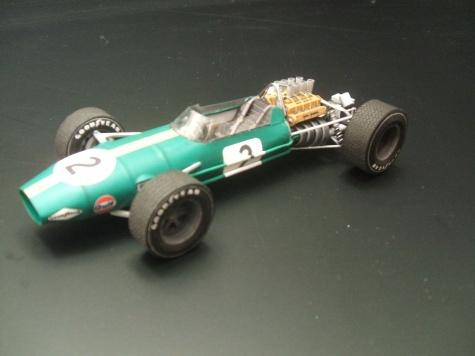 Brabham BT 26 Monaco