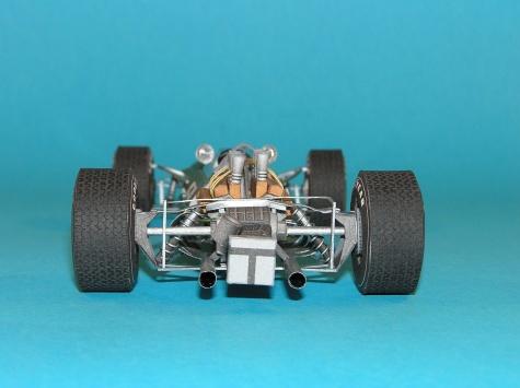 Brabham BT 26 Monaco GP, č.2