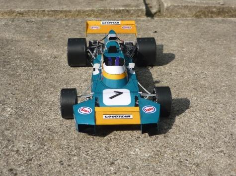 Brabham BT 34 - G.Hill