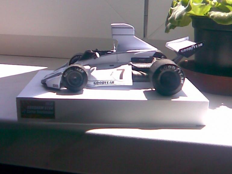 Brabham bt 44b Carlos Reutemann