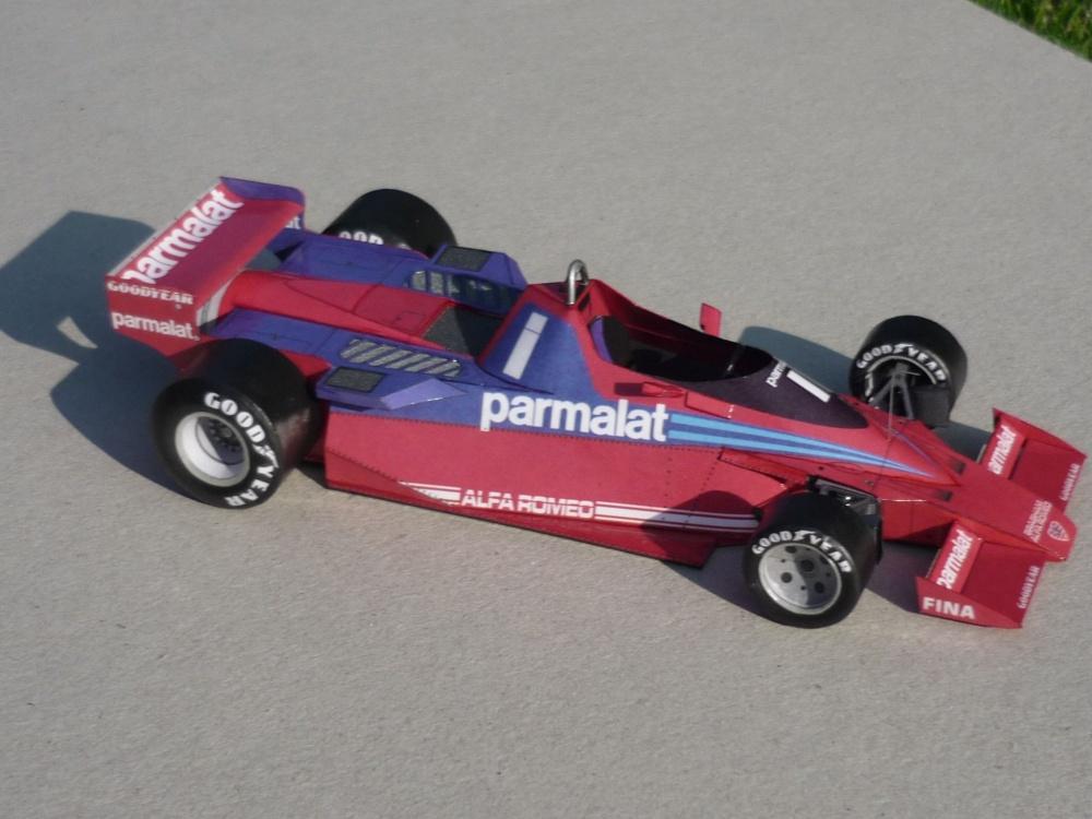Brabham BT 46B - Niki Lauda - Švédsko 78