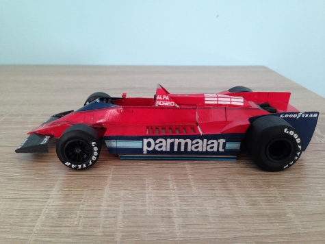 Brabham BT 48 N.Lauda Presentation version