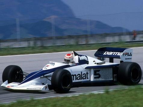 Brabham BT 52 BMW, N.Piquet, GP Brazil 1983