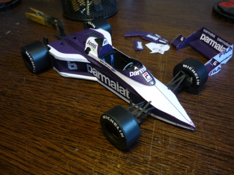 Brabham BT-52B R.Patrese