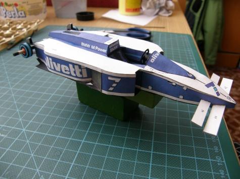 Brabham BT-55