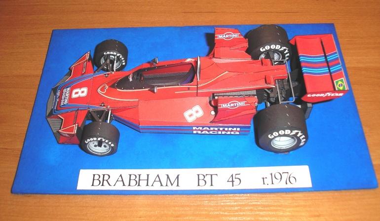 BRABHAM BT 45