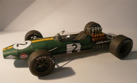 Brabham BT26 Monaco