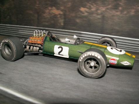 Brabham BT26, Monaco 1968
