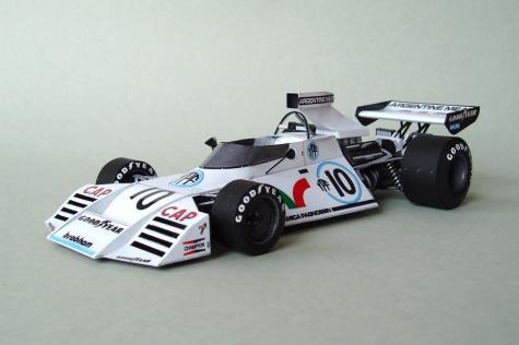 Brabham BT42 (1973; Reutemann)