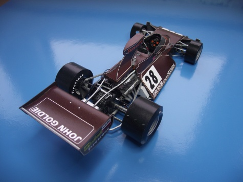 Brabham Bt42 1974