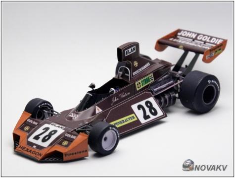 Brabham BT44B - 3 verze