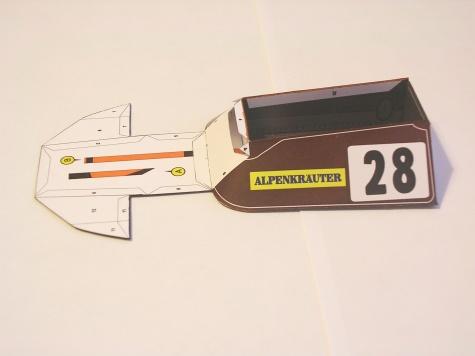 Brabham BT44, 1974 John Watson