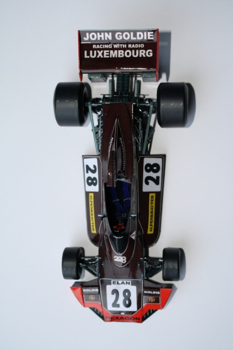 Brabham BT44 VC Rakouska 1974