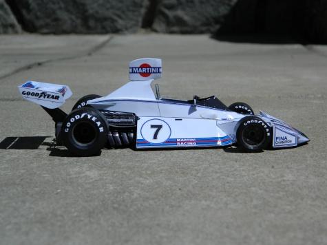 BRABHAM BT44B C.Reutemann 1975