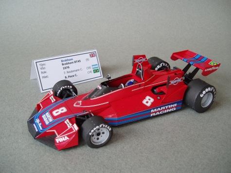 Brabham BT45 (1976; Pace)