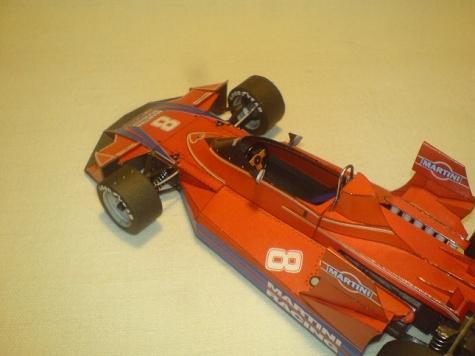 Brabham BT45 - Carlos Pace (1976)
